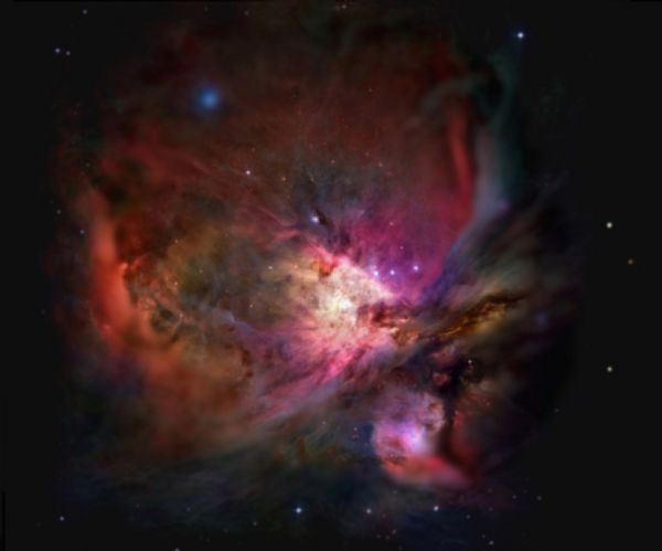 Orion Nebula by Hubble (c) STScI/NASA